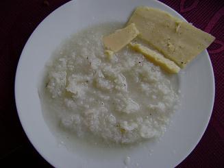 Dulce de coco blanco