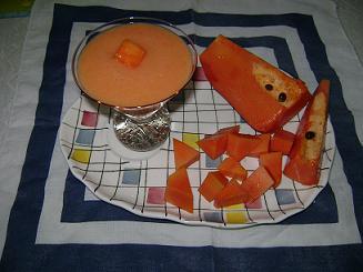 Mermelada de frutabomba