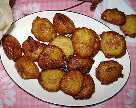 Frituras de maíz con queso