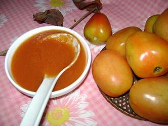 Salsa de tomate a la cubana