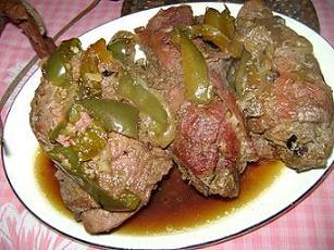 Rollos de carne